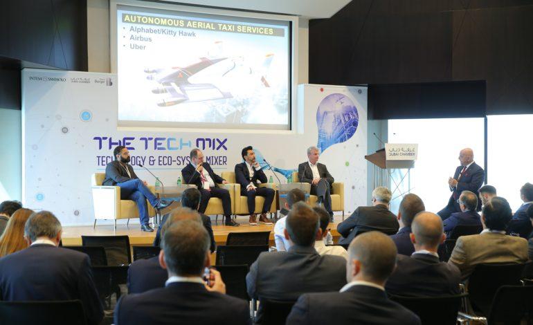 """""""دبي للمشاريع الناشئة"""" تستعرض دور الابتكار في مجال التكنولوجيا والتنقل"""