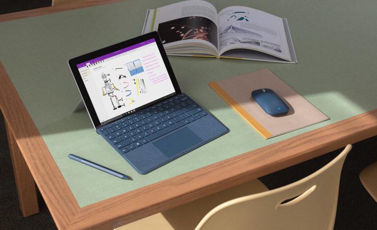 """مايكروسوفت تطرح جهاز """"Surface Go"""" في سوق دولة الإمارات"""