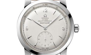 ساعات سيماستر 1948 الجديدة من أوميغا متأصلة في التاريخ