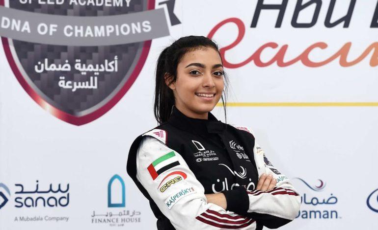 """إماراتية تقود فريقاً نسوياً قوياً في اختبارات """"فورمولا إي"""" بالسعودية"""