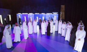 حمدان بن راشد يطلق مسرع صندوق محمد بن راشد للابتكار