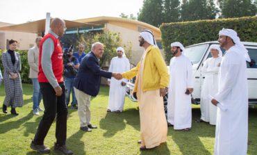 للعام الثاني عزيزي للتطوير العقاري ترعى مهرجان محمد بن راشد آل مكتوم للقدرة