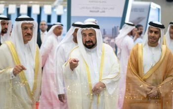 سلطان القاسمي شهد انطلاق الدورة الرابعة لمنتدى الشارقة للاستثمار الأجنبي المباشر