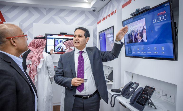 مركز  لتطوير قدرات الذكاء الاصطناعي في الرياض