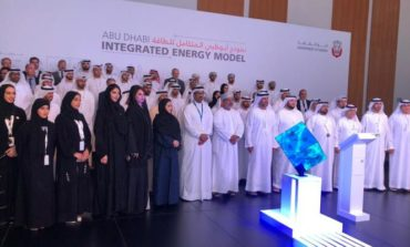 اطلاق نموذج أبوظبي المتكامل للطاقة ضمن فعاليات أسبوع الاستدامة