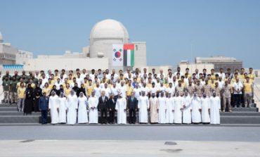 """"""" الإمارات للطاقة النووية: 50 مليون ساعة عمل آمنة في مشروع """" براكة السلمي"""