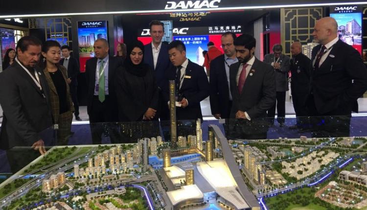 وفد أمريكي يزور دبي للاطلاع على تجربتها العقارية