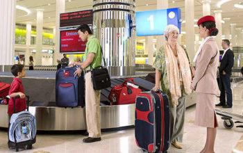 طيران الإمارات تطبق سياسة جديدة للأمتعة المجانية أول فبراير