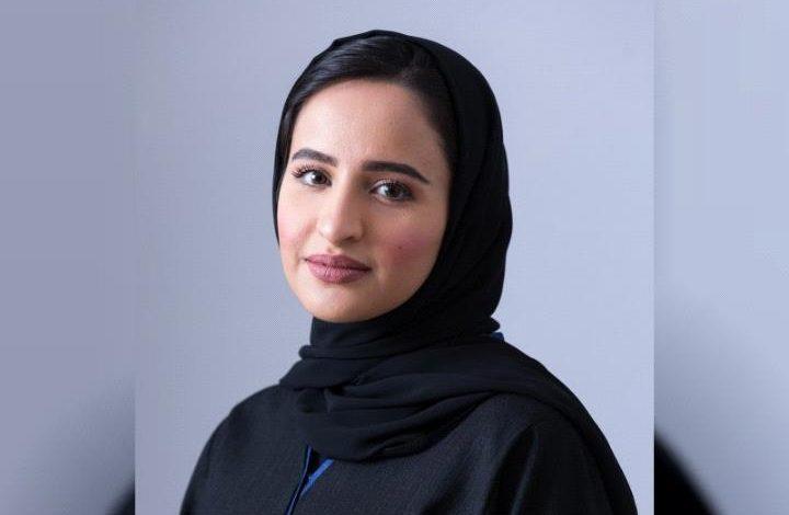 مها خميس المزينة مديراً لمنطقة 2071 في مؤسسة دبي للمستقبل