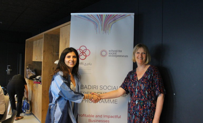 """""""بادري لريادة الأعمال الاجتماعية""""..  تجربة عالمية لدعم المشاريع النسوية المستدامة"""