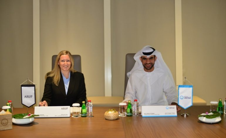 مذكرة تفاهم بين دبي الذكية وأروب لتعزيز الرفاهية بالإمارة