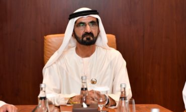 """محمد بن راشد يطلق """"وثيقة الخمسين"""" لتحسين الحياة في دبي"""