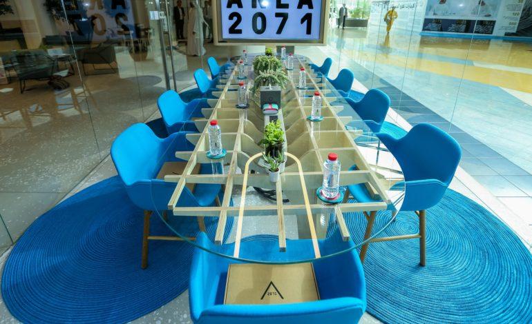 مؤسسة دبي للمستقبل تطلق برنامج الدول المقيمة في منطقة 2071