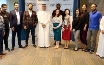 غرفة دبي تطلق برنامجاً خاصاً لدعم المشاريع الناشئة في دبي وأفريقيا
