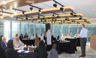 """بدء أعمال ورشة """"صياغة التشريعات في دبي"""" على هامش """"الأسبوع التشريعي"""""""