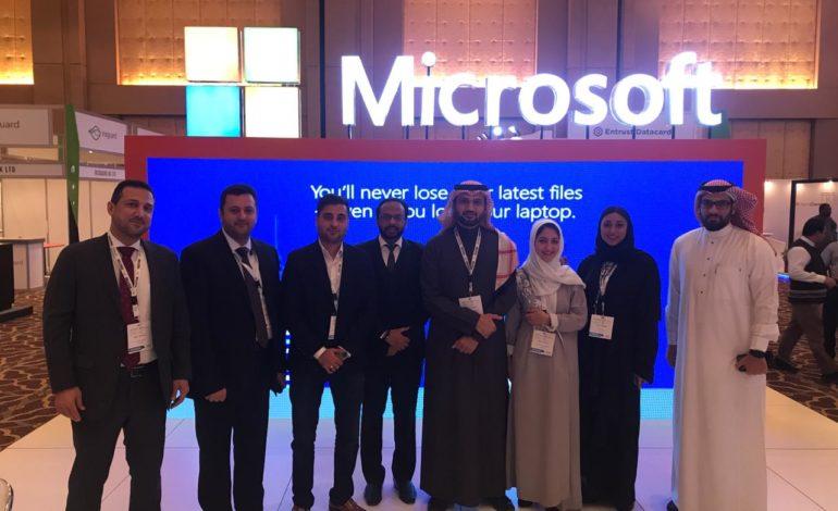 """مايكروسوفت تعرض أحدث تقنياتها في مجال الخدمات المالية خلال معرض """"ميفتك 2019"""""""