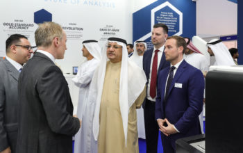 """افتتاح الدورة الثامنة عشرة من معرض ومؤتمر """"ميدلاب"""" في دبي"""