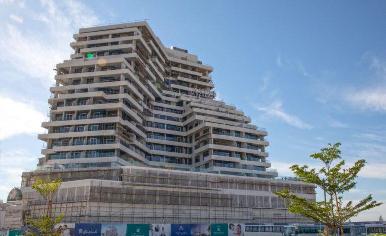 """استكمال 90% من مشروع """"عزيزي علياء ريزيدنس"""" في مدينة دبي الطبية"""