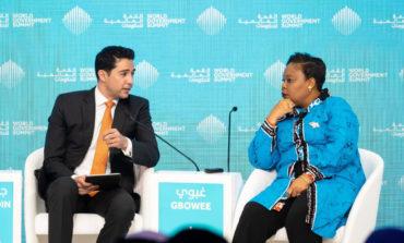 القمة العالمية للحكومات ناقشت دور النساء في بناء مجتمعات ما بعد الحروب