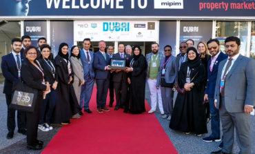 """أراضي دبي تختتم مشاركتها المتميزة في النسخة الثلاثين من معرض """"ميبيم 2019"""""""