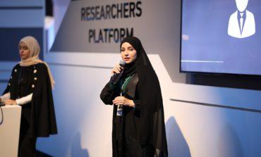 """منصة باحثون"""" عرضت 11 مشروعاً أكاديمياً في """"المنتدى الدولي للاتصال الحكومي 2019"""