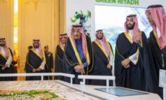 الملك سلمان يطلق 4 مشاريع نوعية بكلفة 86 مليار ريال