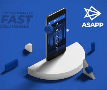 تقنية الشحن الالكتروني تصل الكويت عن طريق تطبيق ASAPP