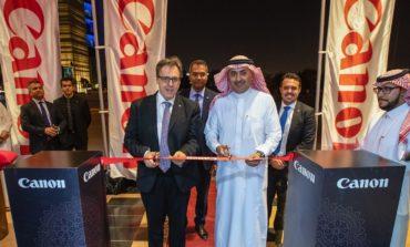 """""""كانون العربية السعودية"""" تفتتح أول مكتب وصالة عرض لها في الرياض"""