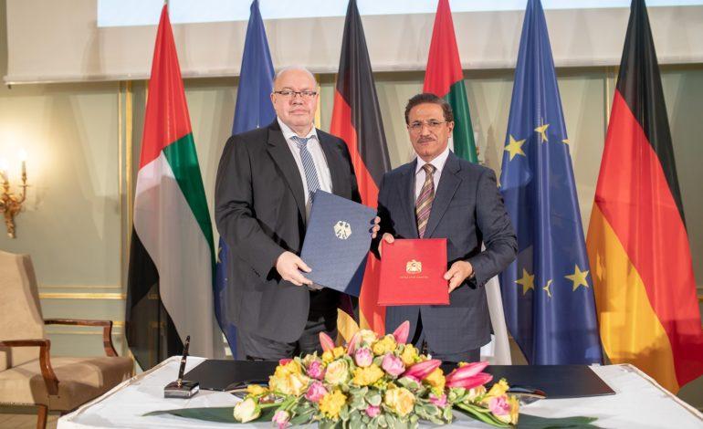 الإمارات الشريك التجاري الأول عربياً لألمانيا.. وألمانيا الأول أوروبياً للإمارات