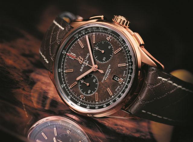 ساعة BENTLEY الجديدة تحتفل بمئوية العلامة التجارية
