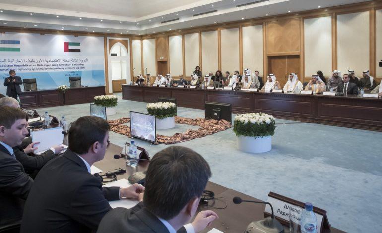 الإمارات وأوزبكستان تتفقان على تعزيز آفاق الشراكة الاقتصادية والتجارية