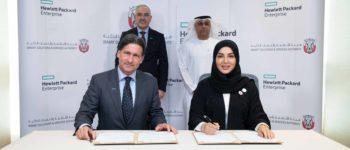 شراكة استراتيجية لتسريع برنامج التحول الرقمي لحكومة أبوظبي