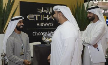 برامج توظيف للمواطنين من الاتحاد للطيران في معرض الإمارات للوظائف