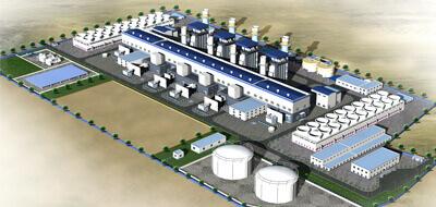 """محطة رابغ 3 لتحلية المياه"""" بتكلفة 2,625 مليار ريال سعودي"""