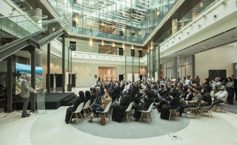 """حيّ دبي للتصميم"""" يستضيف معرض """"فن العمارة المستدامة"""" على مدى شهر كامل"""""""