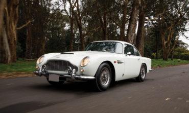 أستون مارتن تنظم مزادٍ مخصص لبيع سيارات العلامة التاريخية
