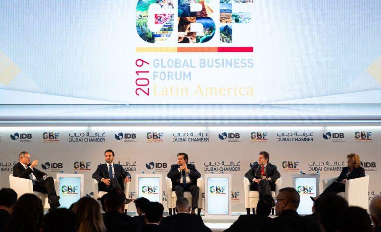 16.3 مليار دولار  حجم التبادل التجاري بين دول الخليج وأمريكا اللاتينية في 2018