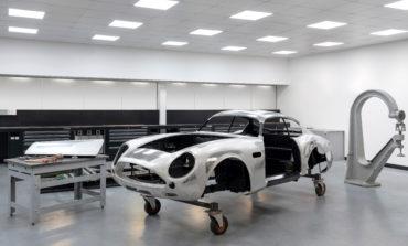 أستون مارتن تعيد تطوير سيارتها الأسطوريّة الشهيرة دي بي 4 جي تي زاغاتو