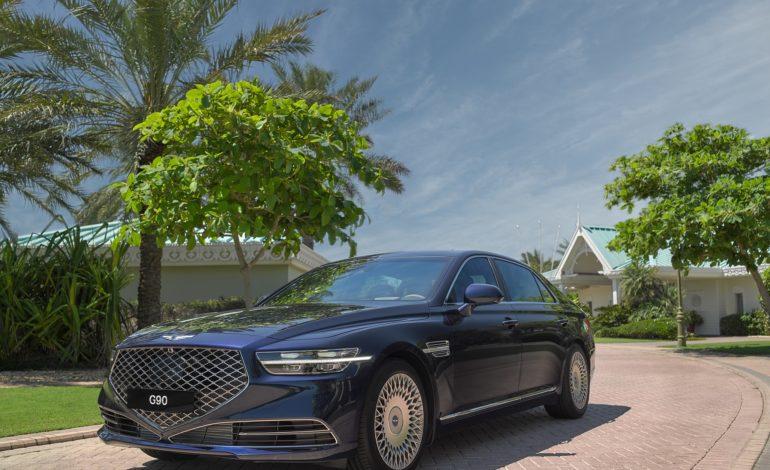 جينيسيس تطلق سيارة سيدان  2020 G90 الفاخرة والرائدة في الشرق الأوسط