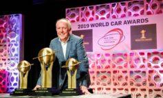 جاكوار I-PACE تفوز بثلاثية غير مسبوقة في جوائز سيارة العام العالمية 2019
