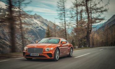 سيارة CONTINENTAL GT الجديدة  ستخوض منافسات 'بايكس بيك' الأسطورية