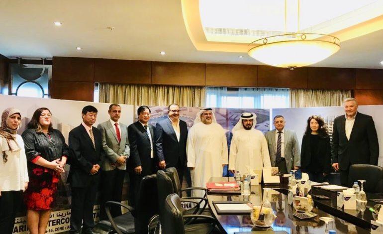 المؤسسة الوطنية للسياحة والفنادق تطلق مشروعين رائدين في ابوظبي