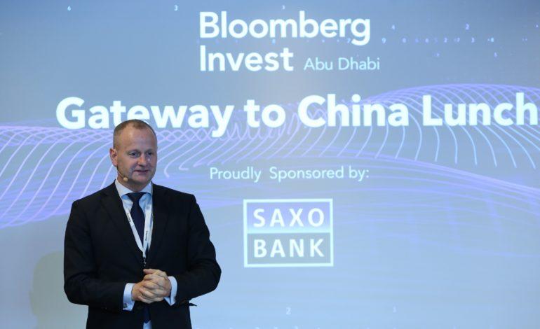 ساكسو بنك يقيم فعالية 'بوابة إلى أسواق الصين' في أبوظبي