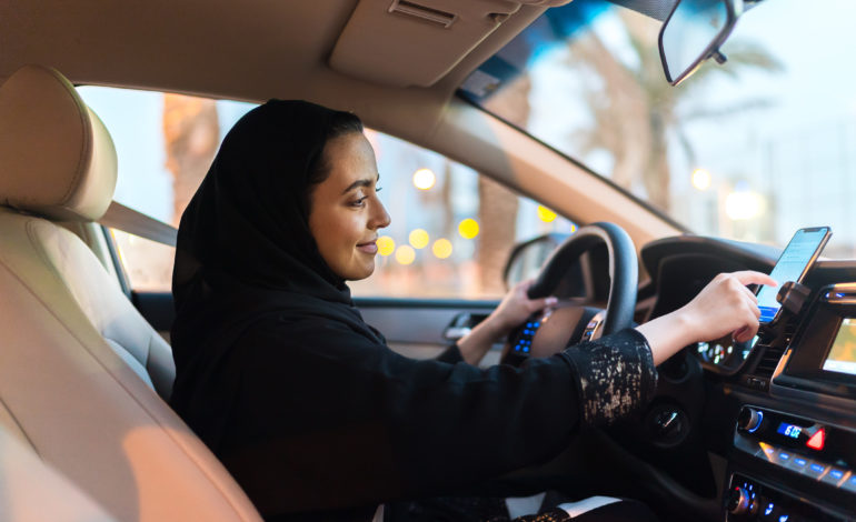 """أوبر تطلق """"خاصية تفضيل الراكبات"""" للسائقات السعوديات في المملكة"""