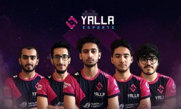 YaLLa Esports   تتلقى استثمارات جديدة  لدعم خطط نمو أعمالها في الشرق الأوسط وأفريقيا