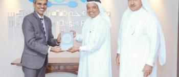 سلطة واحة دبي للسيليكون تنال شهادة «ليد» البلاتينية لمبنى «هاي باي