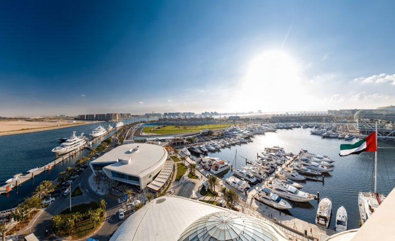اعلان مرسى ياس مارينا أبوظبي كميناء رسمي مباشر  لدخول السفن الأجنبية إلى الإمارات