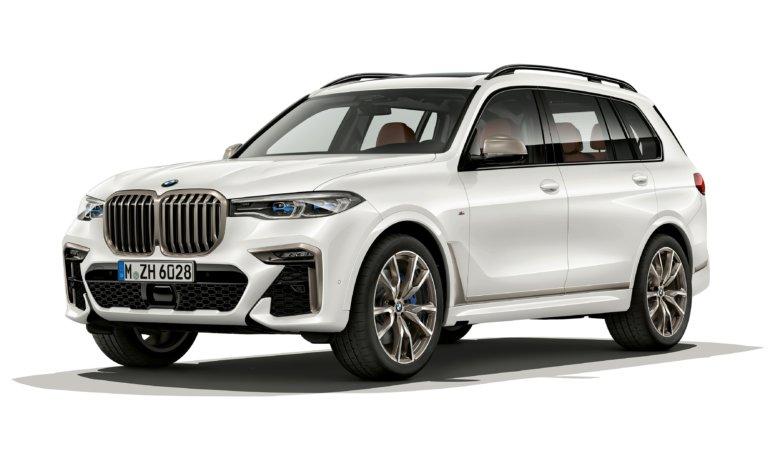 قوة مركزة في الطرازين الجديدين: BMW X5 M50i وBMW X7 M50i