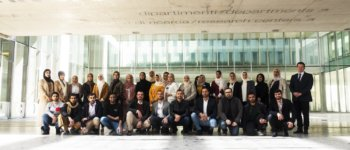 """منتسبو """"الشارقة للقادة"""" يطلعون على تجربة """"بوكوني الإيطالية"""" في عالم الإدارة والابتكار"""