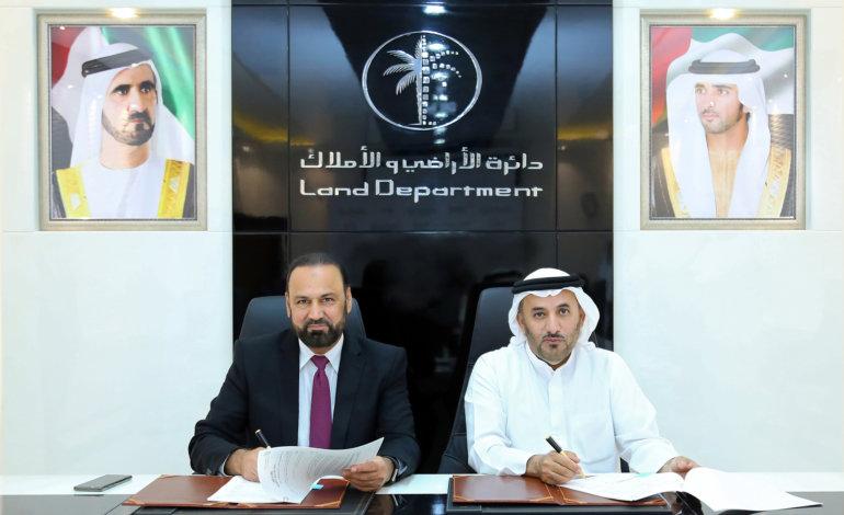 أراضي دبي توقع اتفاقية ترخيص استخدام نظام الرهن الإلكتروني مع بنك المشرق